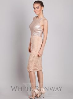 Larissa Sequin Dress by Jadore