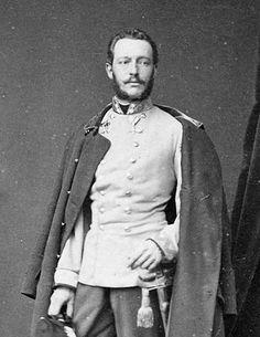 Archduke Joseph Karl of Austria, Palatine of Hungary (1833 – 1905)