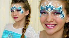 idée de maquillage d'enfant facile pour Halloween