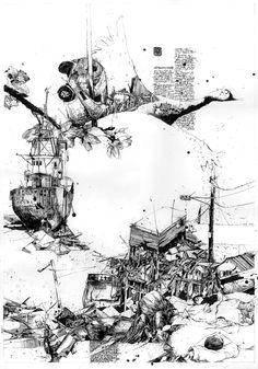 Fragen an Illustratoren: Simon Prades