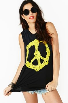 Disturb The Peace Muscle Tee