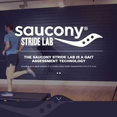 The Saucony Stride Lab is back in-store at Cambridge 1&2 August. Book your free slot via our website now places fill fast...