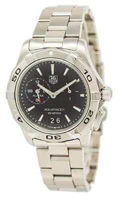 ad8626b4b29 TAG Heuer Aquaracer WAP111Z.BA0831 Men s Stainless Steel Watch