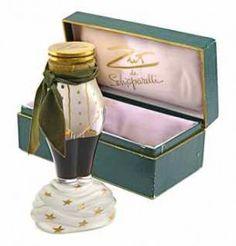 *1949 Schiaparelli Zut Perfume Bottle