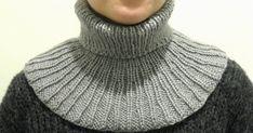 Siskoni pyysi minua tekemään hänelle kaulurin, jota hän voisi käyttää aina näin talvisin ulkoillessa ja lenkkeillessä, kun tavallinen kau... Knit Or Crochet, Crochet Scarves, Loom Knitting, Knitting Patterns, Drops Design, Neck Warmer, Knitting Projects, Cowl Neck, Diy Clothes