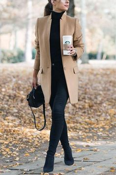 Outfit Pinterest, Mantel Outfit, Camel Coat Outfit, Peacoat Outfit, Meeting Outfit, Khaki Coat, Grey Coats, Neymar Jr, Fashion Clothes