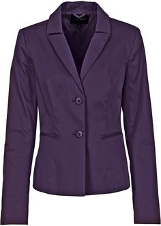 Bonprix blazer dark purple