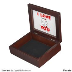 I Love You Memory Box