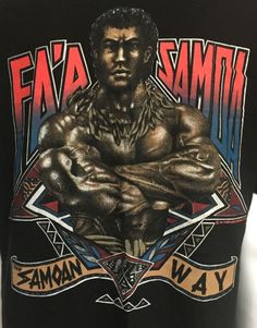 Vintage Samoan Strength X-Large Short Sleeve Tee T-Shirt XL Made In USA #Hanes #GraphicTee