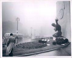 The Spirit of Detroit, 1959