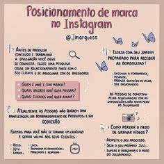 """Juliana Marques S. Bosque on Instagram: """"Como está o posicionamento da sua marca no Instagram?⠀ ⠀ 👉A live de ontem foi para todas as pessoas que querem fortalecer sua marca…"""" Instagram Blog, Instagram Posts, Instagram Marketing Tips, Graphic Design Posters, Girl Boss, Mood Boards, The Dreamers, Ecommerce, Digital Marketing"""