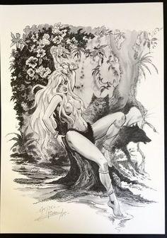 Aidans, Edouard - Portfolio Wonderland nr. 2 - Omaha - 1e druk - (1985) - W.B.