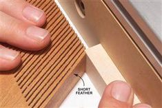 Woodworking For Kids Tips for Mastering Featherboards - Popular Woodworking Magazine Woodworking Jigsaw, Woodworking For Kids, Popular Woodworking, Woodworking Crafts, Woodworking Shop, Woodworking Plans, Workbench Plans, Woodworking Classes, Woodworking Tutorials