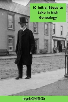 10 Initial Steps to take in Irish Genealogy. Here are the first 10 steps we recommend that you should take when you start Irish genealogy research. By doing these things first, you'll have a much better chance of success. #bespokegenealogy #genealogy #ireland Genealogy Research, Family Genealogy, Birthday Gifts For Teens, Teen Birthday, Genealogy Organization, Family Organizer, Scholarships For College, Family History, Irish