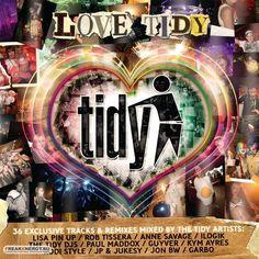 Brilliant album from tidy, each Dj mixes a few songs each. Dj, Lisa, Album, Songs, Song Books, Card Book