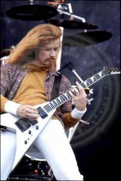 Dave Mustaine...Megadeth