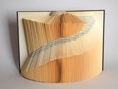 Big Book Sculpture - Isabell Allende Daughter of Fortune