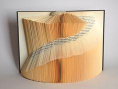 Big Book Sculpture - Isabell Allende Daughter of Fortune