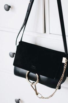 a94d028f7c BEAUTIFUL Small Black Handbag
