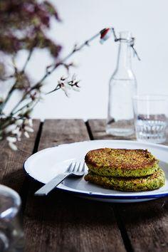 Family Style Dinner - Celeriac Burgers (Vegetarian) : Modern Wifestyle