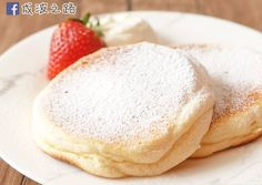 【影片】日式舒芙蕾鬆餅 Japanese Souffle Pancakes