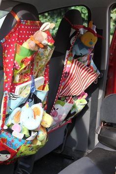 Car organiser - need instructions for one of these!