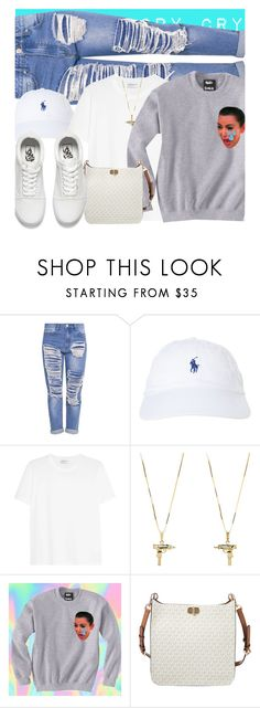 """3/1/2017 kim"" by no-flex-zone ❤ liked on Polyvore featuring Polo Ralph Lauren, Yves Saint Laurent, UZI, MICHAEL Michael Kors and Vans"