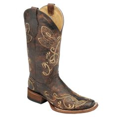For the finest western cowboy boots, the brand to trust is Corral Boots. These handcrafted boots are made with high quality exotic skins and leather by the most experienced craftsmen in Mexico. These