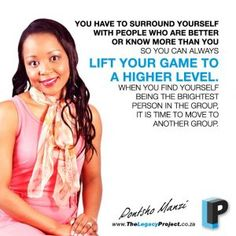 Pontsho Manzi is a businesswoman, a professional and motivational speaker, facilitator, coach, image consultant and an author. As a business woman, she is the Managing Director of Botlhokwa Group, a holding company for three subsidiary companies called Recrutrain, FabImage and Bonisa Media. Pontsho is a qualified HR practitioner with a Degree in Human Resource Management.