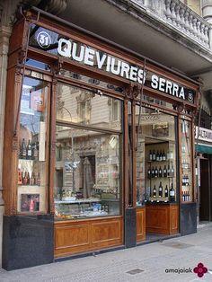 QUEVIURES SERRA, BARCELONA amajaiak.blogspot.com