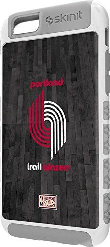 Portland Trail Blazers Hardwood Classics iPhone 6 Cargo Case. Made by Skinit in U.S.A. Skinit Cargo Cases are consistently a Best Seller!. Rugged Looking & Rugged Protection. Cargo Cases provide you Superior Protection with a Personalized Look. Great Drop & Scratch Protection at a fraction of the price of those other bulky looking cases!.