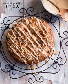 Gâteau aux pommes à la mijoteuse #recette