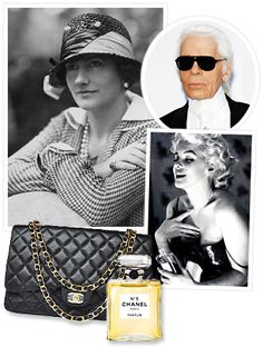 #Chanel's new online destination features a timeline of the house's history and a section focusing on the muses who inspired Chanel's best-known fragrance, N°5, from Marilyn Monroe to Keira Knightley. See for yourself at inside-chanel.com. http://news.instyle.com/2012/10/06/chanel-history-website/#