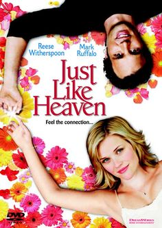 11/03/16  6:02a  DreamWorks Pictures  ''Just Like Heaven''   Reese Witherspoon  Mark Ruffalo   Released:  9/15/2005 solarmovie-movies.com.