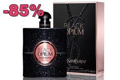 Black opium Shops, Delaware, Perfume Bottles, Shopping, Beauty, Black, Packaging, Tents, Black People