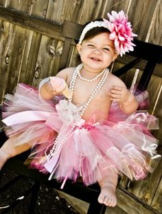 For first birthday pics! Yes please!