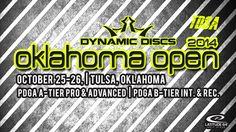 2014 Oklahoma Open Disc Golf Final 9