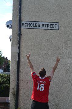 Scholes street!