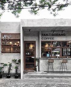 Home Decoration Design Ideas Cafe Shop Design, Coffee Shop Interior Design, Small Cafe Design, Coffee Design, Small Coffee Shop, Coffee Store, Cafe Restaurant, Restaurant Design, Cafe Bar