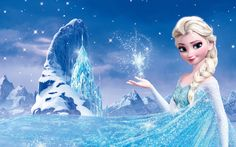 Disney Frozen Elsa Widescreen Wallpaper