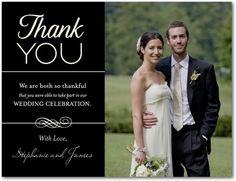 Personnalisé en dentelle vintage carte postale photo mariage remerciement packs de 10
