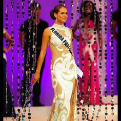Miss Louisiana USA 2014 Evening Gown: HIT or MISS?
