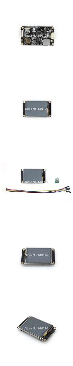 Nextion Enhanced 2.4'' HMI Intelligent Smart USART UART Serial TFT Touch Display Module for Arduino Raspberry Pi