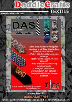 Printing & Painting Neckties