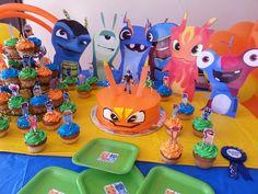 Berpy cake &cup cake