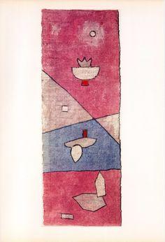 Paul Klee - Plants, Analytical, 1932