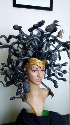 Tocado Medusa
