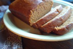 How to be Pleasant: Life is Good on Pleasant Avenue: Eggless Pumpkin Bread Recipe