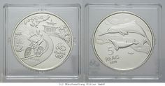 RITTER Brasilien, 5 Real 2014, Olympische Spiele Rio de Janeiro 2016, PP #coins #numismatics