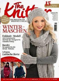 Журналы по вязанию и рукоделию: The Knitter №20 2014 (Deutsche Ausgabe)